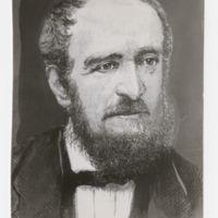 Mark Pattinson<br /> 1813-1884
