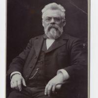 Nikolaus Wecklein<br /> 1843-1926