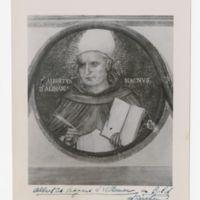 Albertus Magnus<br /> ca. 1200-1280