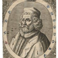 Theodorus Gaza<br /> ca. 1400-1475