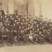 Columbia Class of 1883