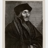 Desiderius Erasmus<br /> 1466-1536