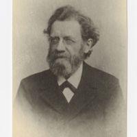 Bernhard Dombart<br /> 1832-1907