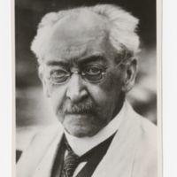 Adolf von Harnack<br /> 1851-1930