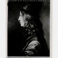 Giovanni Pico della Mirandola<br /> 1463-1494